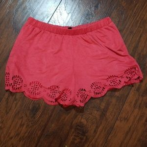 ❤️5/$25 or 3/$15❤️ Coral Shorts S